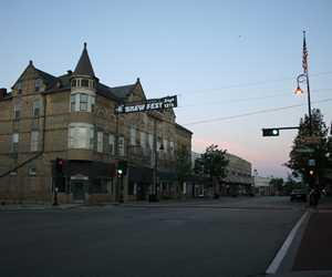 We are located in historic downtown Mount Horeb.